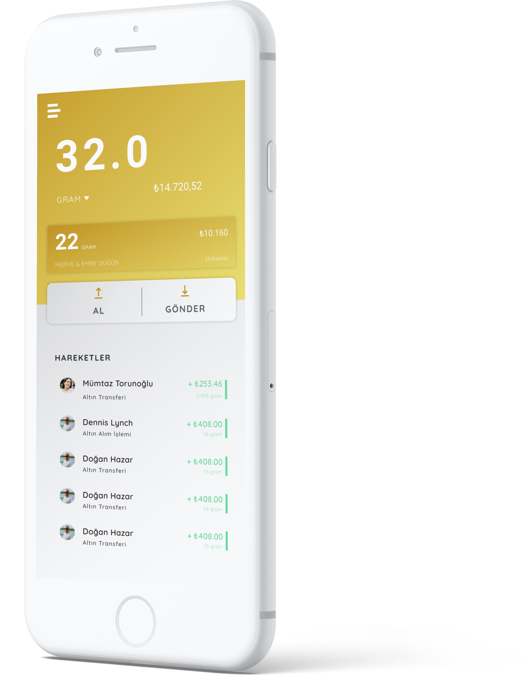GoldTag Mobile Application